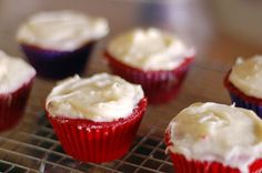 Red Velvet Cupcakes from Simply Recipes — Recipe Reviews