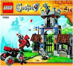 Castle - The Gatehouse Raid [Lego 70402]