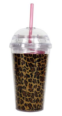Project Ideas: Duct Tape Projects: Duck Tape Embellished Tumbler