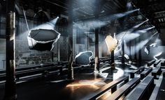 Catwalk tour: rounding up the top men's fashion week venues from A/W 2015 | Fashion | Wallpaper* Magazine