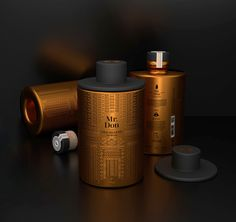 Don - Sandeman on Packaging of the World - Creative Package Design Gallery Bottle Packaging, Soap Packaging, Beauty Packaging, Wine Design, Bottle Design, Wine Images, Glass Water Bottle, Luxury Candles, Liquor Bottles