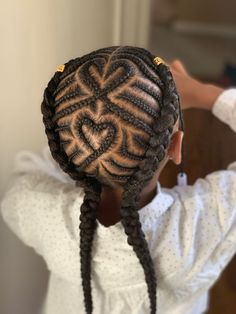 Braid hairstyles messy braided hairstyles 2020 braided hairstyles for black 11 year olds braided evening hairstyles braided hairstyles african american hair braided hairstyles games braided hairstyles natural hair braid 90 s Messy Braided Hairstyles, Lil Girl Hairstyles, Black Kids Hairstyles, Natural Hairstyles For Kids, My Hairstyle, Hairstyles 2018, Bun Hairstyles, Evening Hairstyles, Little Girl Hair