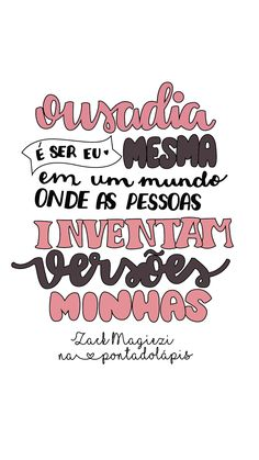 Pin on frases Motivational Phrases, Inspirational Quotes, Positive Energie, Lettering Tutorial, Instagram Blog, Girl Power, Texts, Positivity, Poster