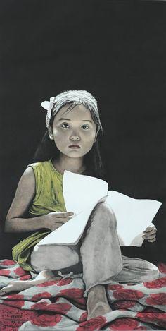 pintura de Zhang Biao