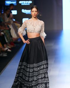 Best of Lakme Fashion Week 2018 - Designer Lehengas & India Fashion Week, Fashion Week 2018, Lakme Fashion Week, Summer Fashion Trends, Fashion Show, Women's Fashion, Fashion Design, Churidar, Anarkali