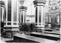 Interior view of the synagogue in Slonim Interior, Photography, Collection, Photograph, Indoor, Fotografie, Photoshoot, Interiors, Fotografia