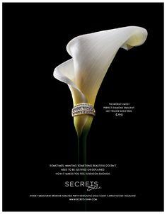 Secrets Magazine Advertising - Sydney Design Awards