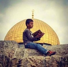 palestine, islam, and Koran -kuva Palestine History, Palestine Art, Terra Santa, Muslim Images, Religion, Dome Of The Rock, Islamic Cartoon, Islam Facts, Islamic Pictures
