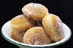 Chinese Donuts... the kids are begging me to make these things this week.