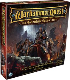 Warhammer Quest: The Adventure Card Game - Fantasy Flight Games