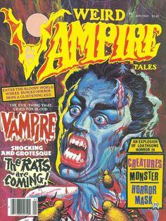 Weird Vampire Tales