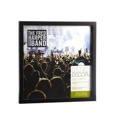 Studio Décor® Deluxe LP Album Frame