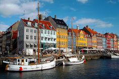 Why Copenhagen Can Become Europe's Crowd Capital - Collaborative Consumption