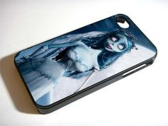 CORPSE BRIDE GIRL for iPhone 4/4s/5/5s/5c, Samsung Galaxy s3/s4 case
