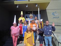 State Fair Costumes- The Regus Team  (Team Contest Winners!)
