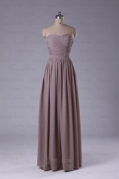 A-line Sweetheart Floor-length like gown in st.Catherines store