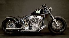 Harley bobber | Bobber Inspiration - Bobbers and Custom Motorcycles | barbaroskaya-deactivated2013051 December 2012