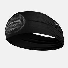 Gorilla wide headband