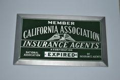 Vintage California Association of Insurance by RetroReaction, $26.00   etsy
