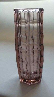 Fioletowy wazon New Look, B. Kupczyk