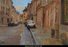 Beaune, France by Kim English