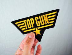 Vintage Top Gun Patch