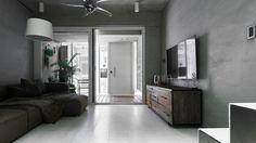 House W: Small Footprint, Big City Living by KC Design Studio in Taiwan | Yatzer https://www.yatzer.com/house-w-kc-design-studio