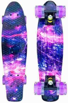 Penny Skateboard, Skateboard Design, Skateboard Girl, Skateboard Decks, Girly Things, Cool Things To Buy, Skate Girl, Cool Skateboards, Roller Skating