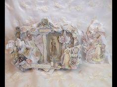 Prima Debutante Baroque Mini Album by Anne Rostad