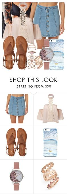 """50.4"" by mallorimae ❤ liked on Polyvore featuring Afends, Aéropostale, Olivia Burton, Tory Burch and Accessorize"