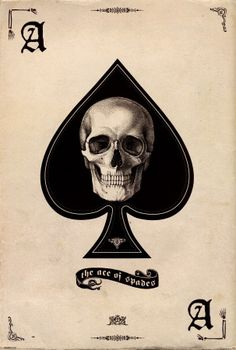 Now that is a cool Ace of Spades