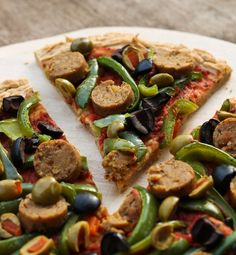The 4 Step Gluten-free Pizza Crust - vegan, oil-free, the secret is potatoes