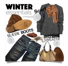 Winter Essentials for Me by clotheshawg on Polyvore featuring Belstaff, Thomas Wylde, Naughty Monkey and Black Rivet