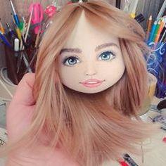 Куколка по фото  #кукла #куколка #подарок #ручнаяработа #творчество #куклаизткани #dolls #artdoll #textilldoll #toys #handmade #handmadedolls #cute #куклапофото #кукларучнойработы