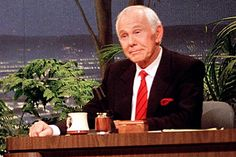 """""""Democracy means that anyone can grow up to be president, and anyone who doesn't grow up can be vice president."""" — Johnny Carson"""