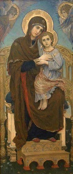 Παναγία-ΙησουσΧριστός (ΚΤ)