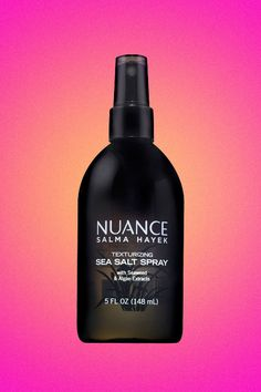 "Holy Grail Drugstore Buys To Scoop Up #refinery29  http://www.refinery29.com/69103#slide25  ""It's up there with any other surf spray. It has seaweed and algae extracts, so it's moisturizing as well."" — Robert Vetica.Nuance Salma Hayek Texturizing Sea Salt Spray, $12.99, available at CVS."