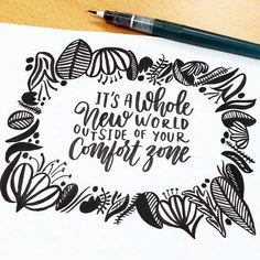 Beautiful Lettering Calligraphy Design (59)