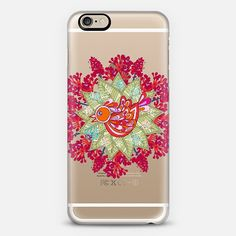 Check out my new @Casetify using Instagram & Facebook photos. Make yours and get $10 off using code: WTMAF6 bird # flowers #pattern #design #iphone #case #transparent #gadget #casetify #holiday