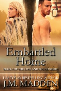 A Girl and Her Kindle: Embattled Home (Lost and Found) by J.M. Madden Review