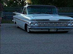 59 El Camino created by Boerne Stage Kustoms