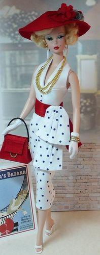 Beautiful Barbie Clothes Harpers Bazaar  Vogue