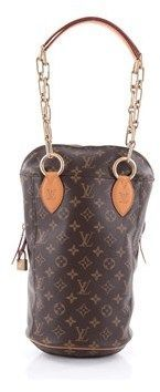 Louis Vuitton Pre-owned: Punching Bag Monogram Canvas Baby.