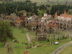 Aldea Medieval en Buenos Aires-Argentina