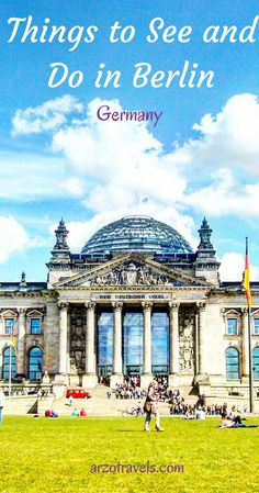 How to spend three days in Berlin, Germany