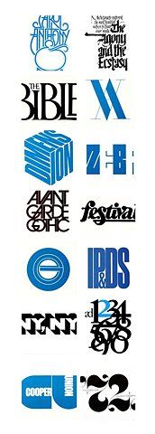 ISO50 - The Visual Work of Scott Hansen » Blog Archive » A Tribute To Herb Lubalin
