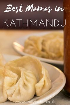 Where to find the best momos in Kathmandu, Nepal. Momos are one of the highlights of nepali cuisine and not to be missed - these are some of the best places in the capital I found to try them!