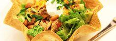 Pork Taco Bowls (Crock Pot Recipe)