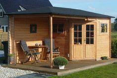 Gartenmöbel & Gartenhaus: 6 Terrassengestaltungsideen