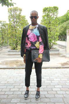 Fashion Blogger Paris FW 2014